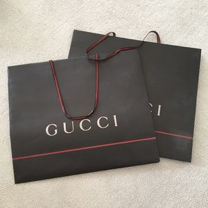 Gucci Extra Large Shopping Bags 2